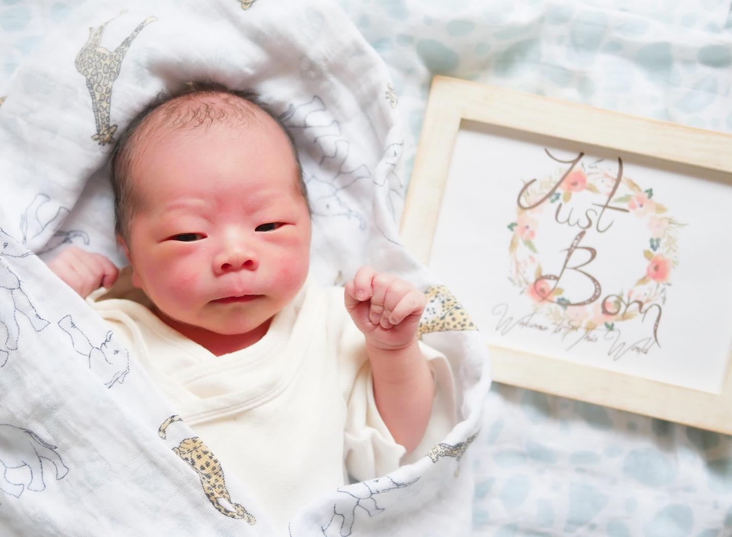 先生こんにちは無事生まれてくれました3100g元気な男の子です妊娠中のお灸は赤ちゃんの状態にもよいと助産師さんにも言われてしてたから赤ちゃんのお肌も綺麗ですまたお会いできるの楽しみにしてますねしばらく母に甘えてゆっくりさせてもらいます【予約・お問い合わせ】#ナオエ夢鍼灸院( #滋賀 #近江八幡 )℡0748-32-1172 #鍼灸 #妊活 #不妊治療 #妊活鍼灸#不妊#赤ちゃんがほしい #ベビ待ち #ママになりたい #妊活記録 #温熱#癒し#大津 #石山 #草津#南草津 #栗東#堅田 #守山 #野洲 #彦根 #東近江
